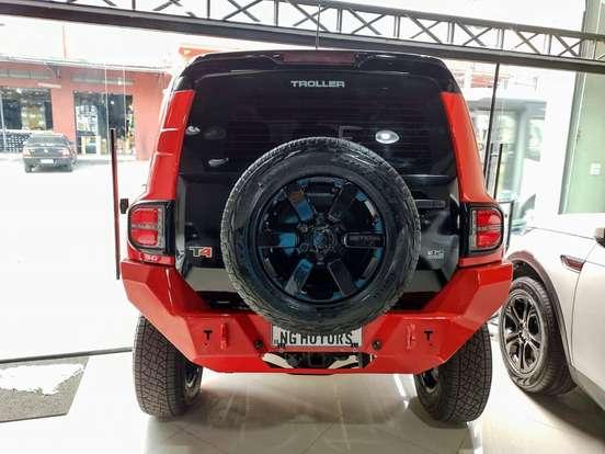 TROLLER T4 3.2 XLT 4X4 20V TURBO INTERCOOLER DIESEL 2P MANUAL